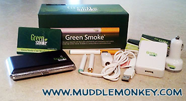 Green Smoke e-Cig Ultimate Kit